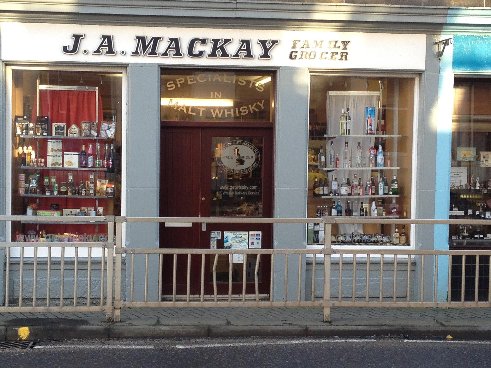 J A Mackay