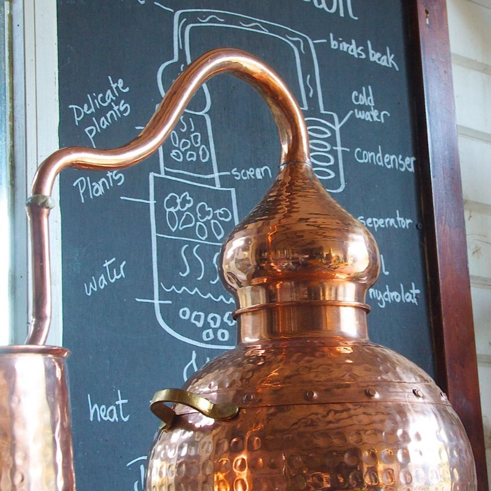 Green Cart Farm Distillery