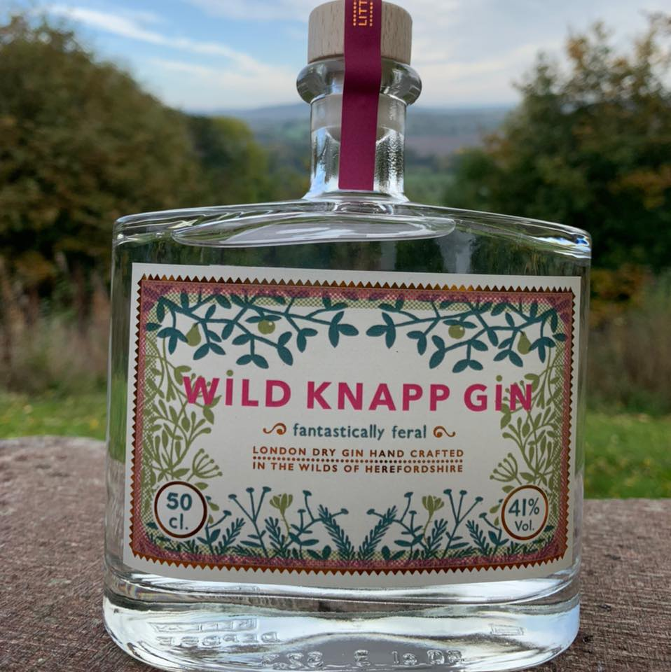 Wild Knapp Gin